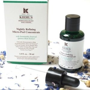 kiehl's nightly refining peel concentrate
